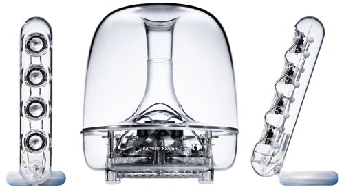 Harman Kardon, SOUNDSTICKSII: La belleza se encuentra en el oido del oyente.
